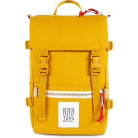 Topo Designs Rover Mini Mochila, amarillo